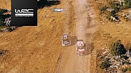 WRC - Rally Italia Sardegna 2017: Aerial Analysis