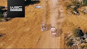 WRC - Rally Italia Sardegna 2017: Aerial Analysis