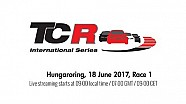 2017 Hungaroring, TCR raund 11