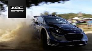 Rally Italia Sardegna 2017: Winner Ott Tänak