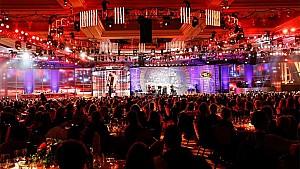 Nascar returns to Las Vegas for season-ending awards