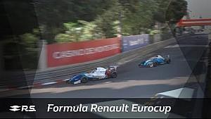 Formula Renault Eurocup : Monaco 1. yarış özet