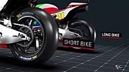 Kestabilan vs kelincahan motor MotoGP