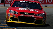 Dale Jr. on his 'Halley's Comet' of a stat at Sonoma
