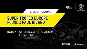 Re-Live: Lamborghini Super Trofeo Europe 2017, Paul Ricard