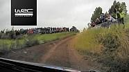 WRC 2017 Polonya Rallisi: Shakedown onboard Ogier
