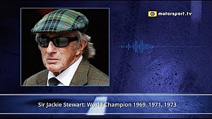 The first thing Sir Jackie Stewart would do if he was FIA President