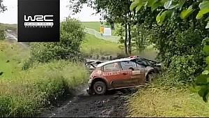 Rallye de Pologne - Spéciales 6-9