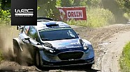 Rallye de Pologne - Spéciales 10-12