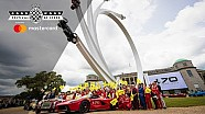 Perayaan 70 tahun Ferrari di Goodwood Festival Of Speed