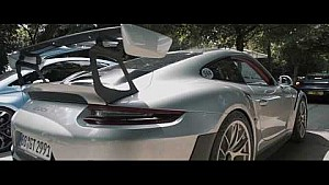 El debut del nuevo 911 GT2 RS en el Goodwood Festival of Speed 2017
