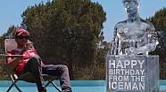 Räikkönen gratuliert Vettel zum Geburtstag