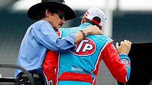 Petty has Almirola's back for New Hampshire