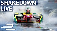 Shakedown Re-LIVE From NYC Pit Lane - 2017 FIA Formula E Qualcomm New York City ePrix