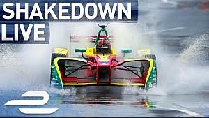 Shakedown Repetición desde NYC Pit Lane - Qualcomm New York City ePrix 2017