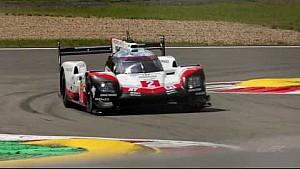 Nürburgring 6 Saat - 1. antrenman özet
