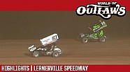 World of Outlaws Craftsman sprint cars Lernerville speedway July 18, 2017 | Highlights