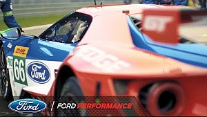 Nürburgring: Highlights, Ford