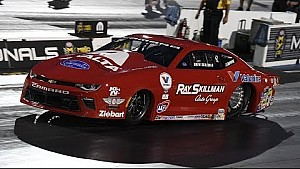 Drew Skillman takes the top spot in friday qualifying in Denver