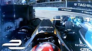 Crashes, onboards & overtakes: Formula E season 3 so far