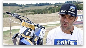 4th Yamaha VR46 Master Camp - Interview with Marco Belli