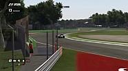 Motorsport.Com & Ortombo.Com Sanal F1 Turnuvasi 2017 İtalya GP
