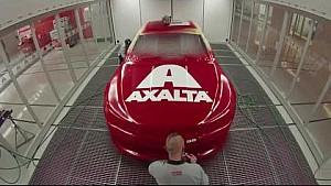 Zeitraffer: Letztes NASCAR-Design für Earnhardt Jr.