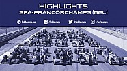 Highlights round 6 at the Spa-Francorchamps / races 16 - 18