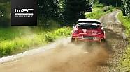 Rallye Finnland: Luftaufnahmen
