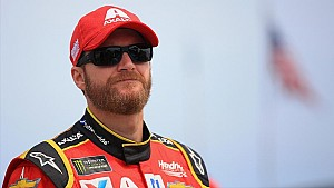 Dale Jr. just hoped to make a living at racing