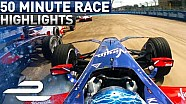 Berlin ePrix 2017 (Round 7) extended highlights - Formula E