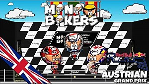 MiniBikers - GP Austria 2017