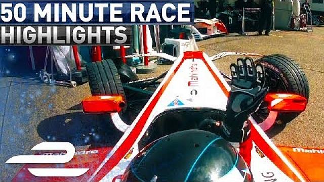 Formula E Berlin ePrix 2017 extended highlights - Formula E