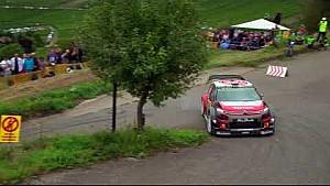 2017 Rally Germany - Mittelmosel hairpins