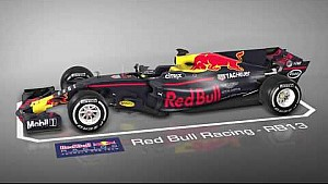 F1 2017: Saisonhalbzeit, Red Bull Racing