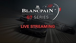 Live: Qualifying - Hungary - Blancpain Sprint Cup