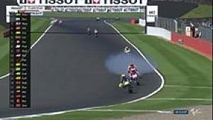 Mesin Marquez meledak di Silverstone #BritishGP
