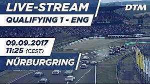 1. Yarış Sıralama Turları - DTM Nürburgring 2017