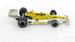 Apollon Cosworth F1 Loris Kessel 1977, modello in scala1:43