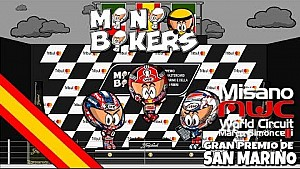 El GP de San Marino 2017 de MotoGP según los 'MiniBikers'