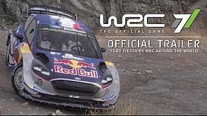 WRC 7 - Trailer 3