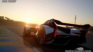 McLaren presenta su Ultimate Vision Gran Turismo para GT Sport