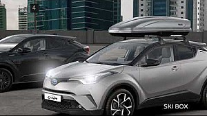Toyota winter accessories