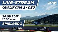 DTM Spielberg: 2. Qualifying