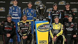 Youth vs. experience: Battle for the Truck series title