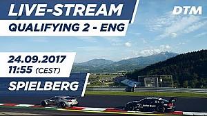 Live: Qualifying (Race 2) - DTM Spielberg 2017