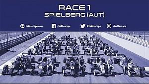 فورمولا 3: سباق النمسا الأوّل كاملاً