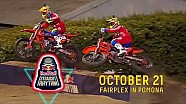 Flash back to the 1980s with Red Bull straight rhythm