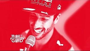 Resumen de temporada de Daniel Ricciardo en la F1 gran premio de Malasia | M1TG