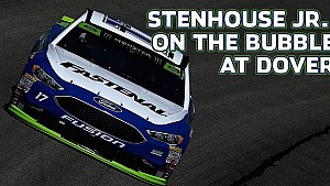 Stenhouse Jr. keeping a simple mindset heading into Dover
